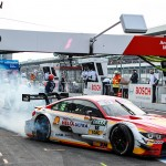 Motorsports: DTM race Hockenheim, Saison 2016 - 9. Event Hockenheimring, GER, #18 Augusto Farfus (BRA, BMW Team MTEK, BMW M4 DTM)