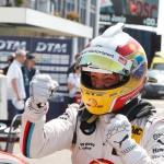 Zandvoort (NL) 11th July 2015. BMW Motorsport,  Pole Setter Augusto Farfus (BR).