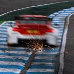 Hockenheim (DE) 14th October 2016. BMW Motorsport, Augusto Farfus (BR) Shell BMW M4 DTM.